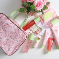 Bon Voyage! Pixi Beauty Rose Infused Skincare Favourites