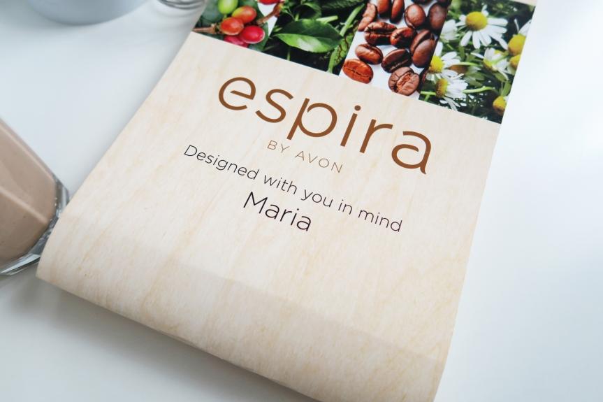 Boost Your Energy! Espira byAVON