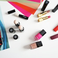 CHANEL SPRING SUMMER COLLECTION 2019 SWATCHES AND MAKEUP LOOK #CHANELSPRINGSUMMER
