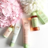 Get Glowing Gorgeous! Pixi Skintreats GLOW COLLECTION #PIXIGLOWSTORY