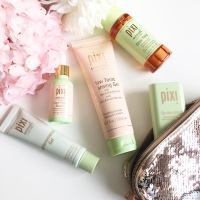 Get Glowing Gorgeous! Pixi Skintreats GLOW COLLECTION #PIXIGLOWSTORY
