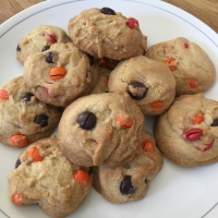 October Surprise Cookies Recipe