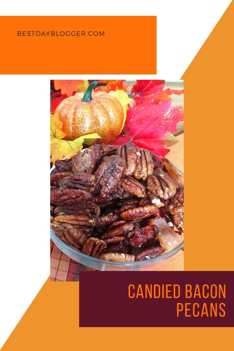 Candied Bacon PecansRECIPE