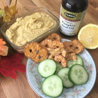 Delicious Hummus Dip Recipe