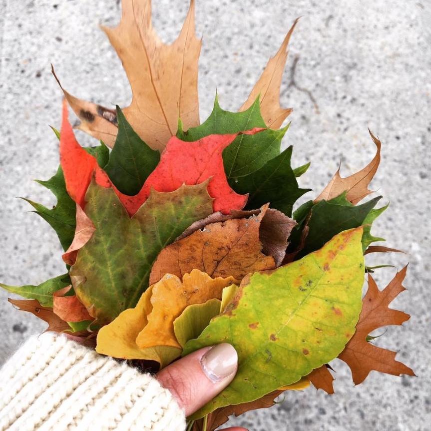Dear October…