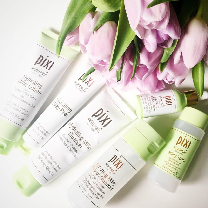 Pixi Skintreats Hydrating MilkyCollection