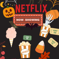 Fall Inspired NETFLIX Shows